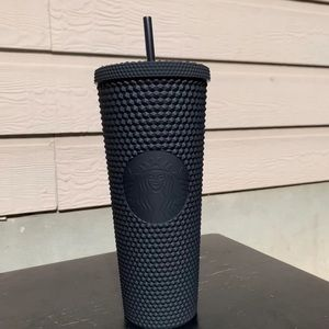 Starbucks Venti Tumbler Black Studded
